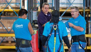 Warehouse Fall Protection Training