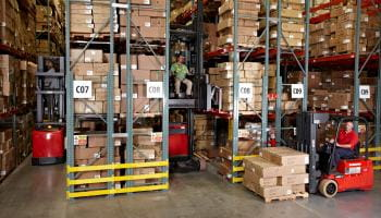 Warehouse Pedestrian Awareness Training