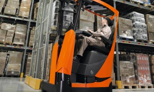 bt forklifts