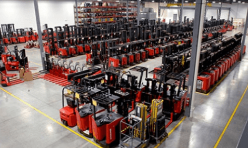 used forklifts wholesale