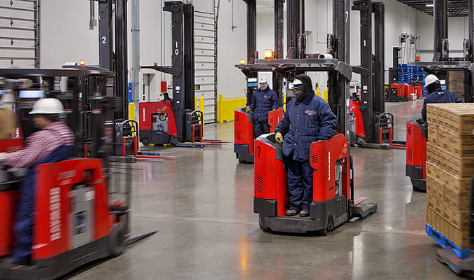 Forklifts Canada