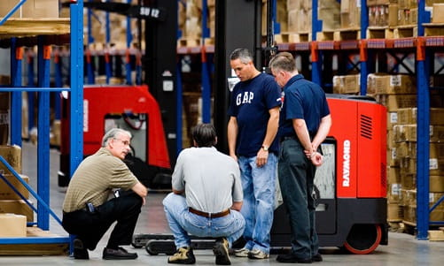 Forklift Sales and Service