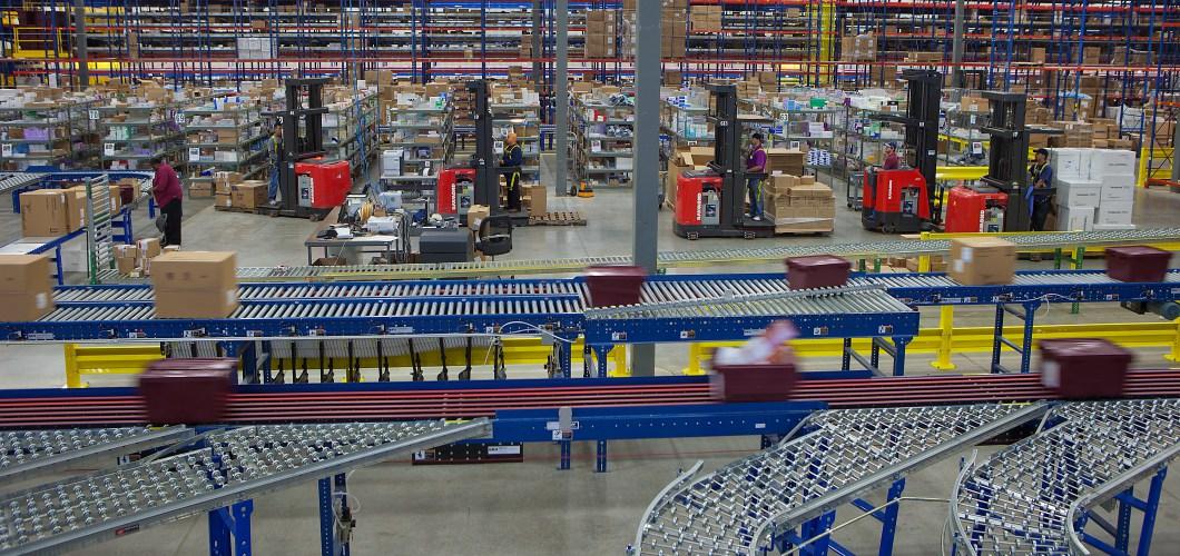Warehouse Picking Automation