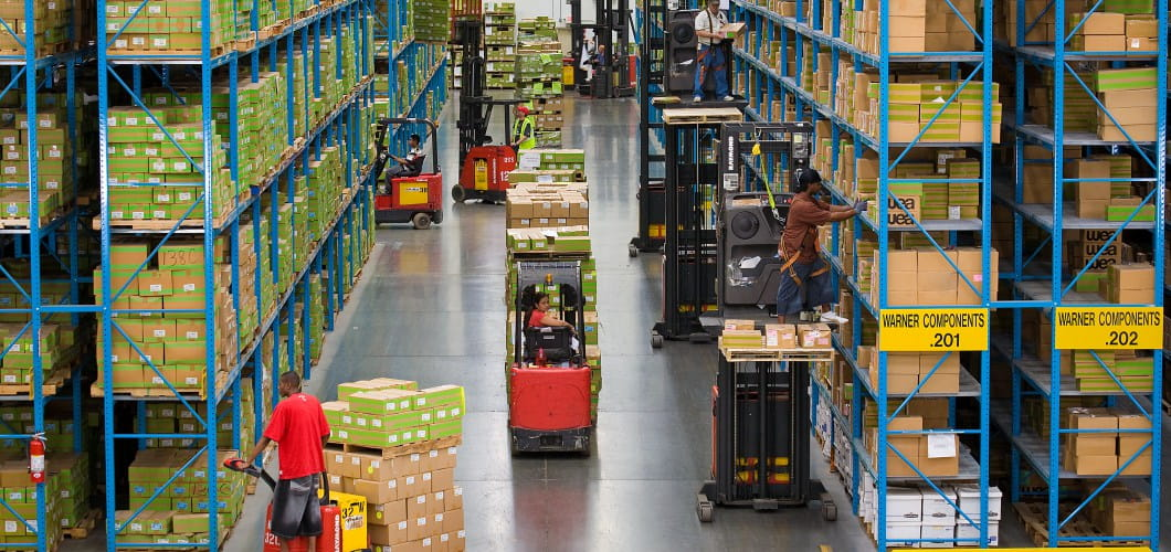 warehouse automation and system integrations
