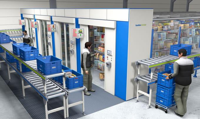 Warehouse Automation, Iwarehouse