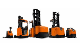 BT Electric Forklifts & Industrial Trucks