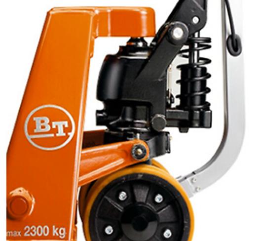 BT LHM230P Hand Pallet Truck Features