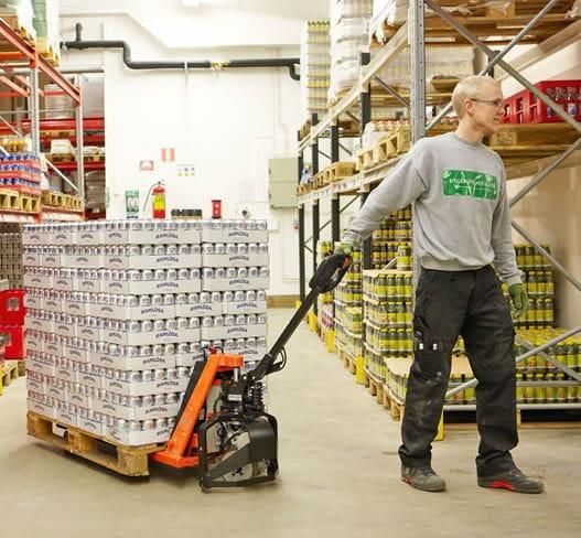 Manual Forklift Hand Pallet Jack