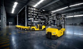Motrec Industrial Electric Trucks