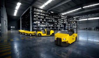 Motrec Industrial Electric Trucks