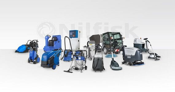 Commercial and  Industrial cleaning equipment