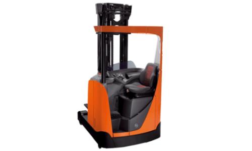 BT Reflex Reach Truck Forklift