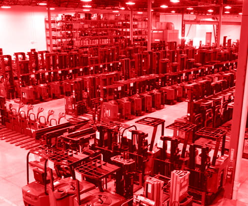 Raymond Electric Forklifts