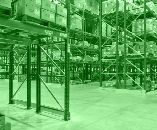 Industrial Pallet Racking