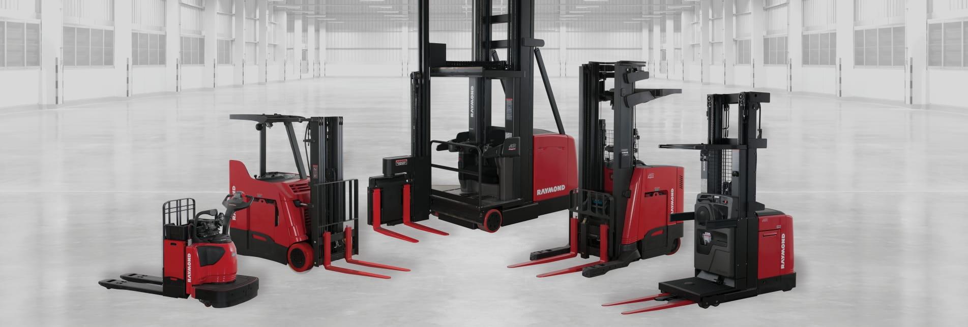 Forklift Leasing