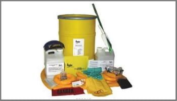 Forklift Battery Handling Safety and Spill Kit