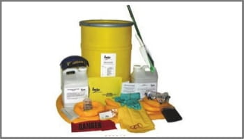 Forklift Battery Handling Safety and Spill Kit