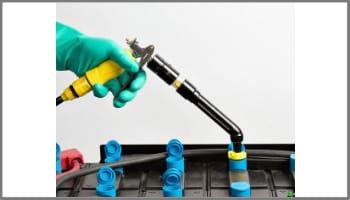 Watering Gun For Batteries