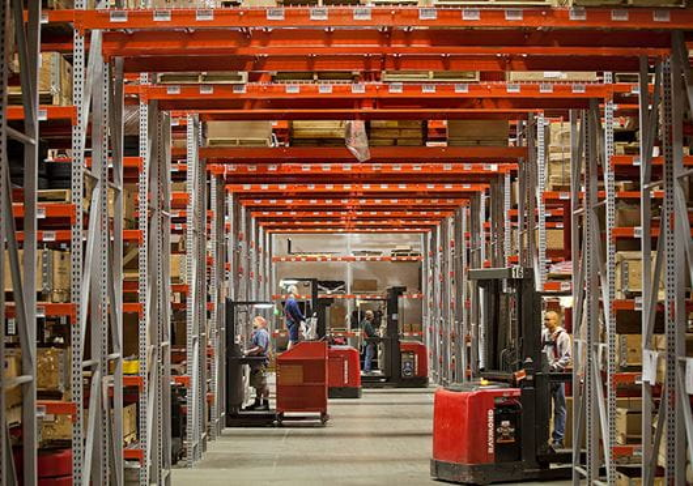 Forklift Rentals Canada