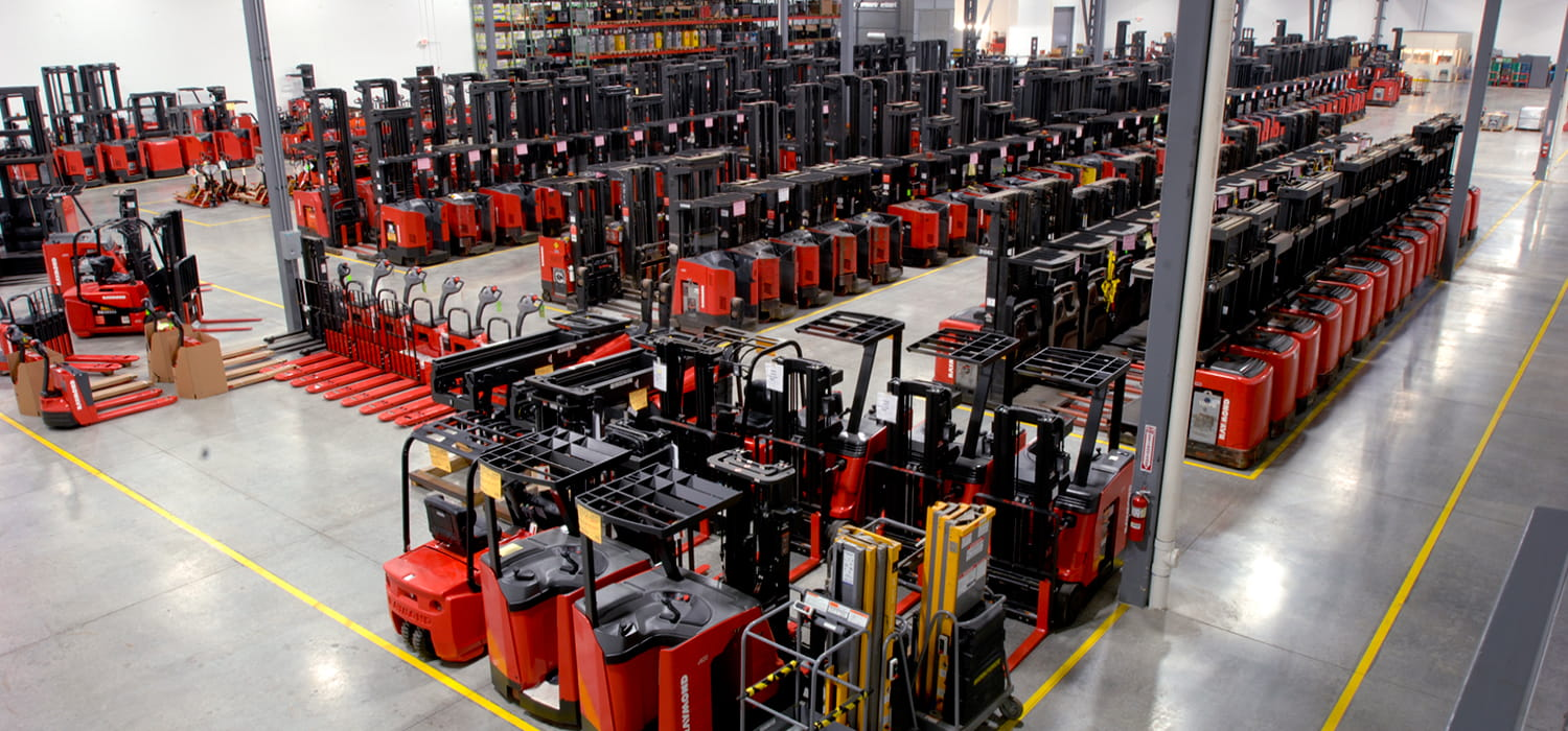 Forklift and other Industrial Equipment Rental