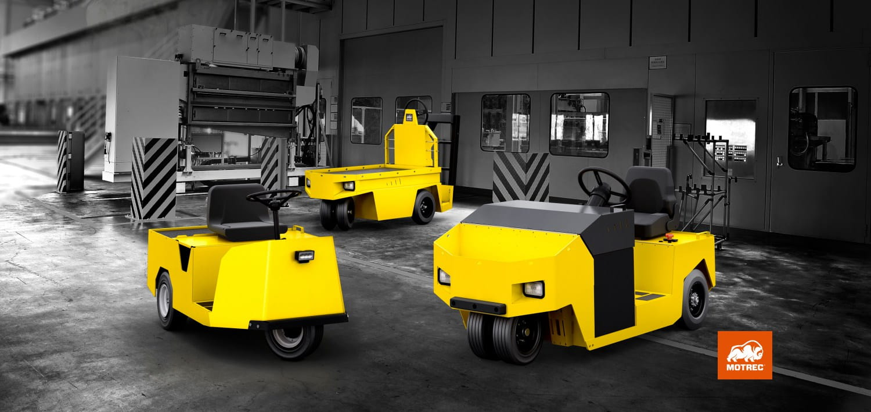 warehouse utility vehicles