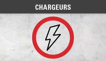 chargeurs de batterie de chariot élévateur