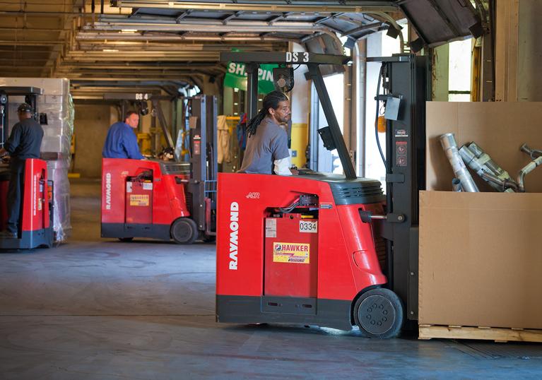 Raymond Forklift Extended Warranty