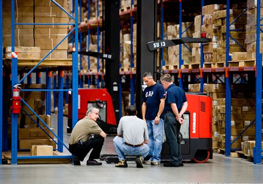 Forklift Operator Training Programs