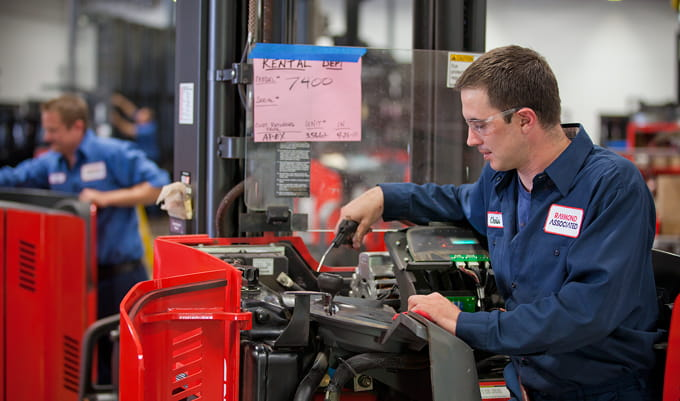 Forklift Parts and Service