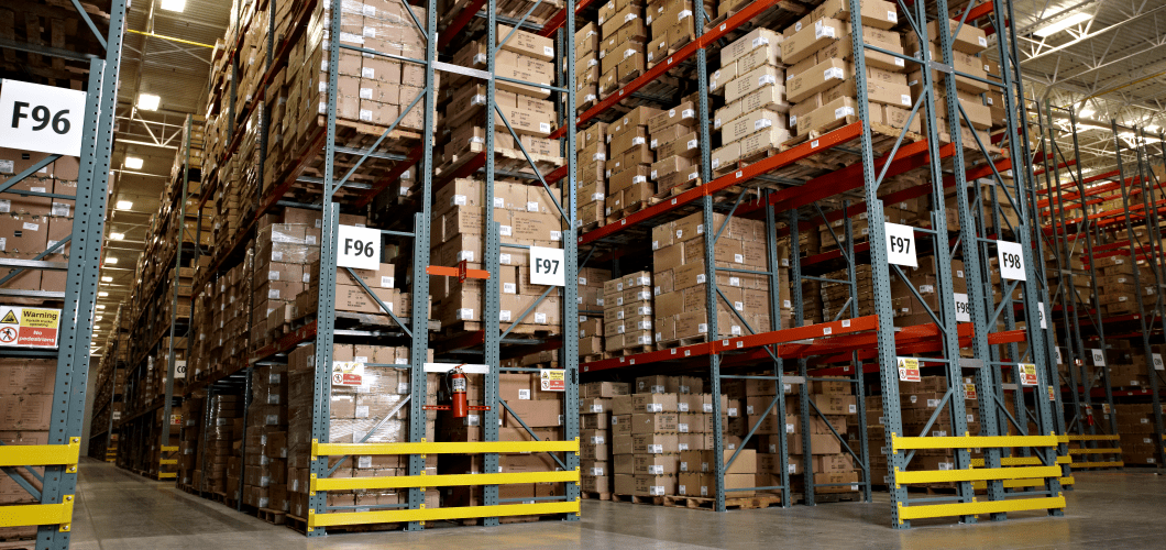 pallet racking canada
