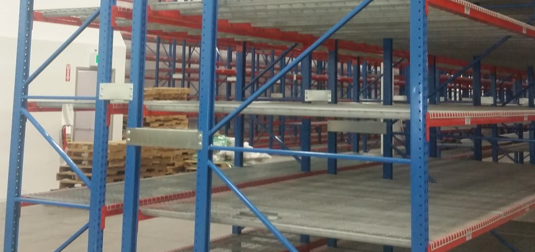 used pallet racking ontario