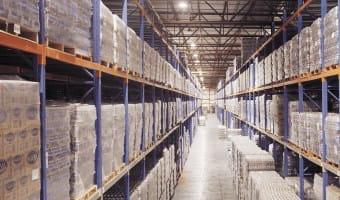 Industrial Pallet Rack System