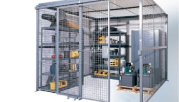Racking safety and security