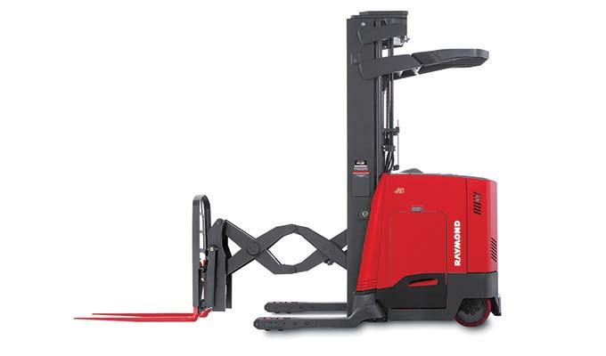 Raymond Deep-Reach Double Deep Forklift Trucks