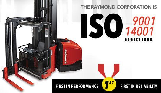 Raymond Corporation Quality