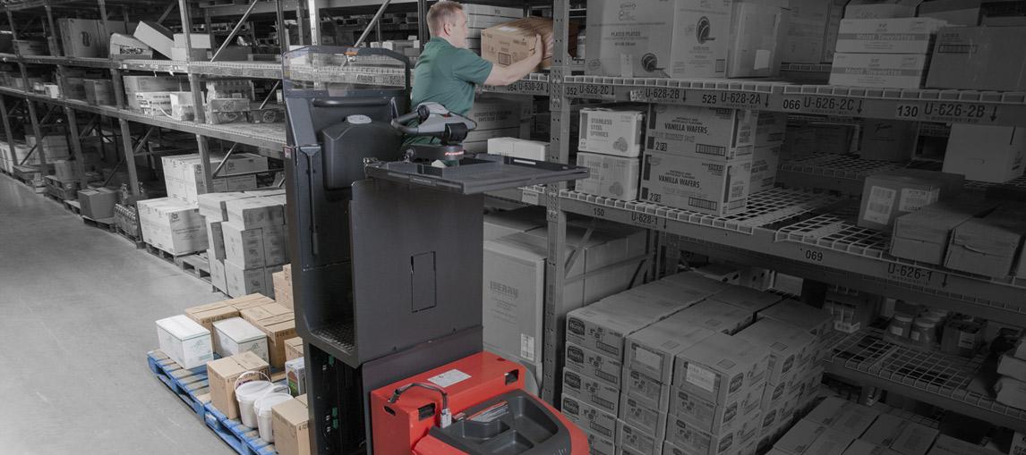 Raymond Forklifts | Raymond Lift Trucks | Material Handling Equipment