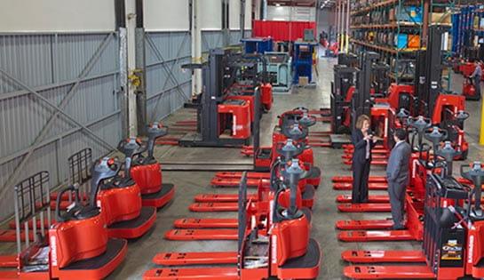 Raymond Forklift Rental, Used pallet jacks, pallet jack for sale, pallet jack rental