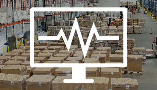 third party logistics, industry solutions, forklift application