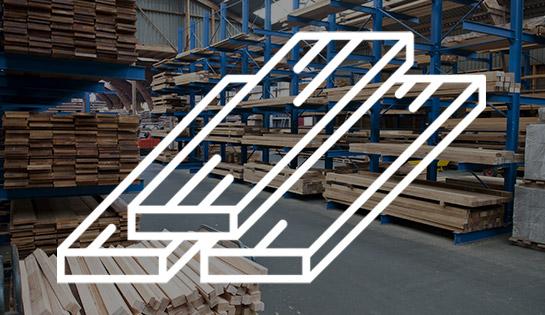 lumber, building materials, industry