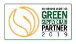 inbound logistics, green supply chain award