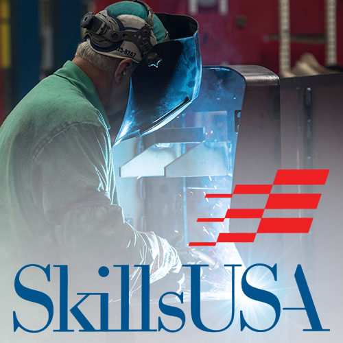 skillsUSA, Raymond welding