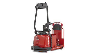 automatic forklift, tow tractor, tow lift