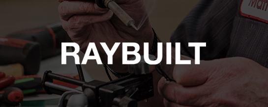 raybuilt, forklift motors, forklift handles