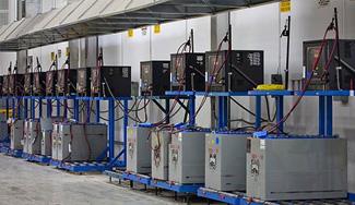 energy solutions, warehouse energy, forklift energy
