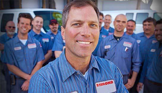 Raymond Forklift Maintenance and Lift Truck Service