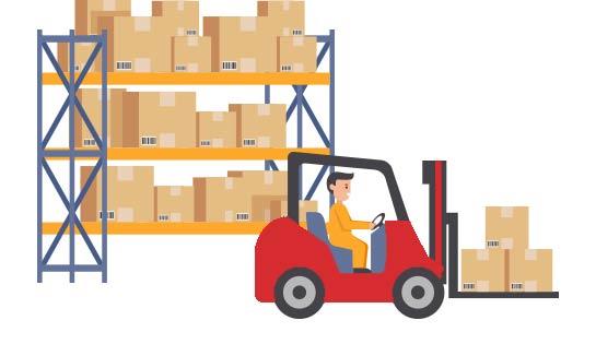 Storage Utilization