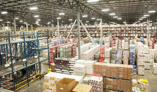 Warehouse optimization, warehouse design, warehouse consulting