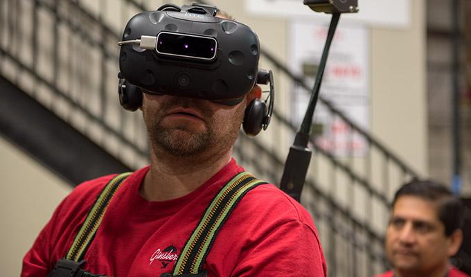 ginsberg foods, virtual reality, raymond case study