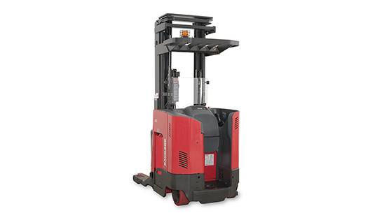 Raymond 7200 and 7300 Reach-Fork Truck