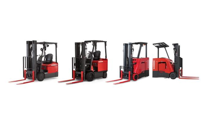 Raymond Forklifts | Forklift | Pallet Jack | Lift Trucks